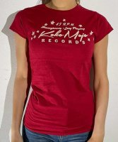 T-shirt Koko-Mojo Records 45rpm Girlie