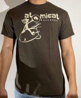 T-shirt Atomicat Records Men