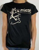 T-shirt Atomicat Records Girlie