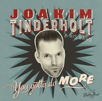 Joakim Tinderholt - You Gotta Do More LP DELETED