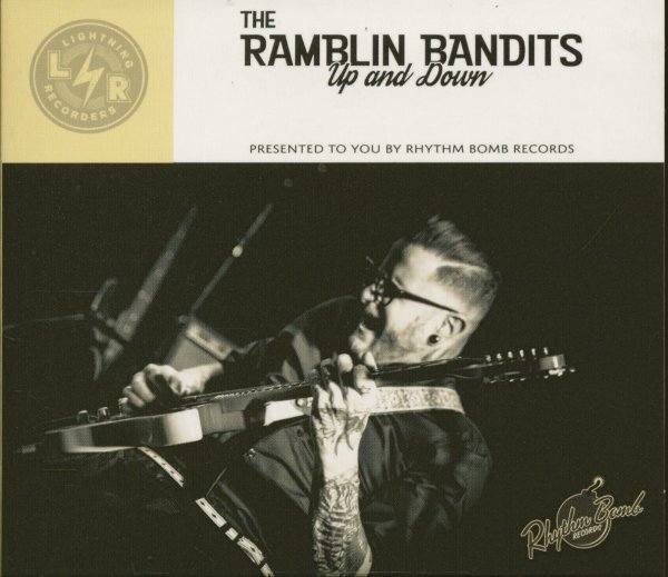 Ramblin Bandits, The - Up And Down LP