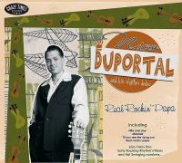 Nico Duportal - Real Rockin Papa CD