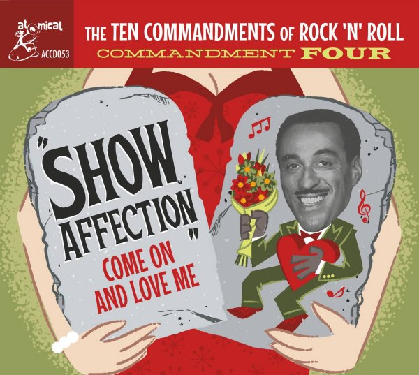 Ten Commandments Of Rock 'n' Roll 4