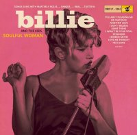 Billie and The Kids - Soulful Woman LP DELETED