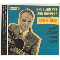 Vince and the Sun Boppers  By Request 10inch DELETED