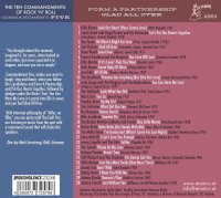Ten Commandments Of Rock 'N' Roll 5