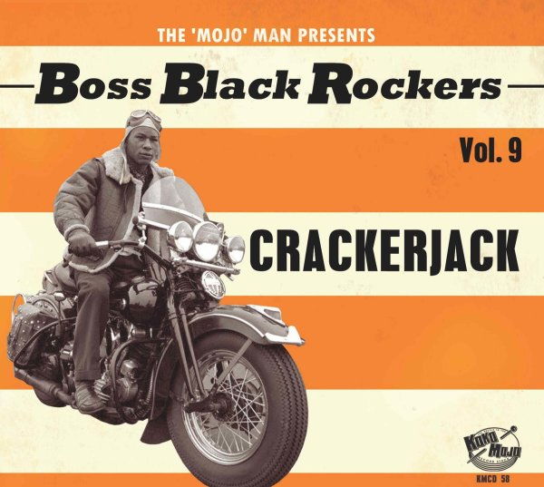 BOSS BLACK ROCKERS Vol 9 Crackerjack