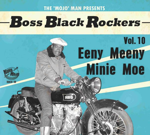 BOSS BLACK ROCKERS Vol 10 Eeny Meeny Minie Moe