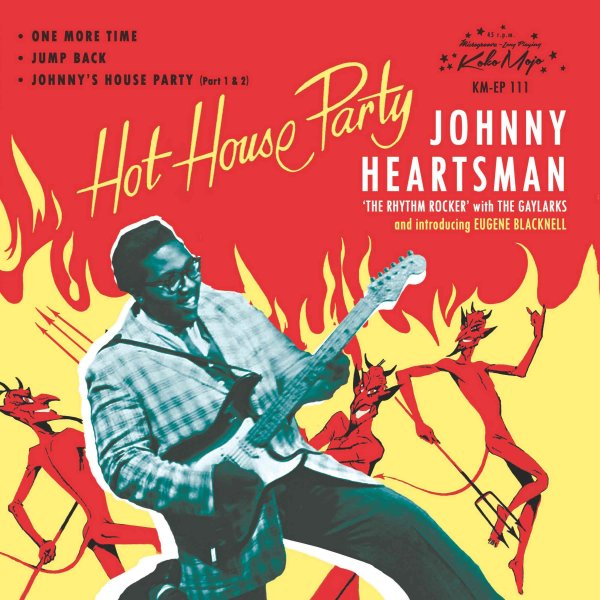 Johnny Heartsman EP