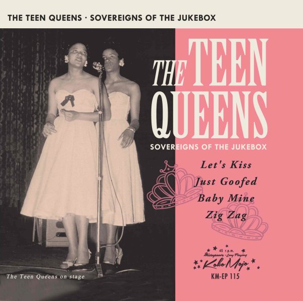 The Teen Queens EP  Limited Edition EP Series