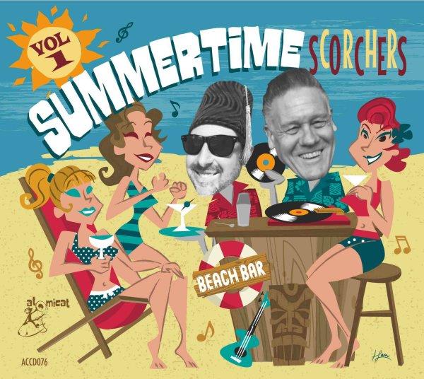 Summertime Scorchers 1 CD deluxe