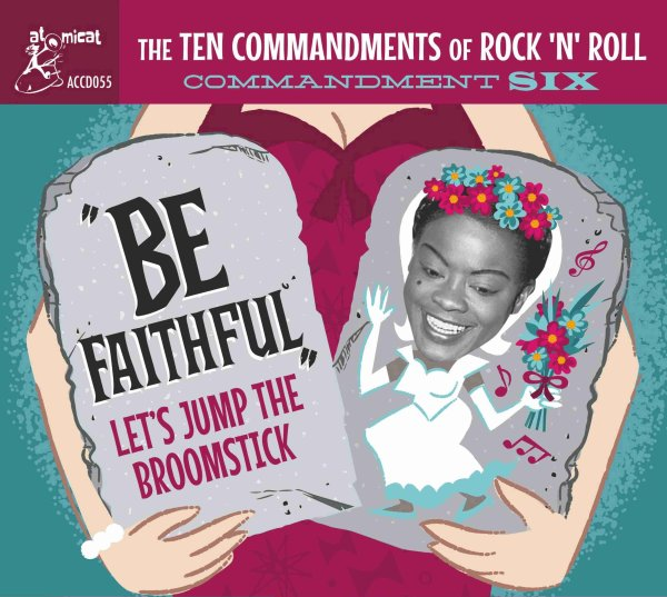 Ten Commandments Of Rock 'N' Roll 6