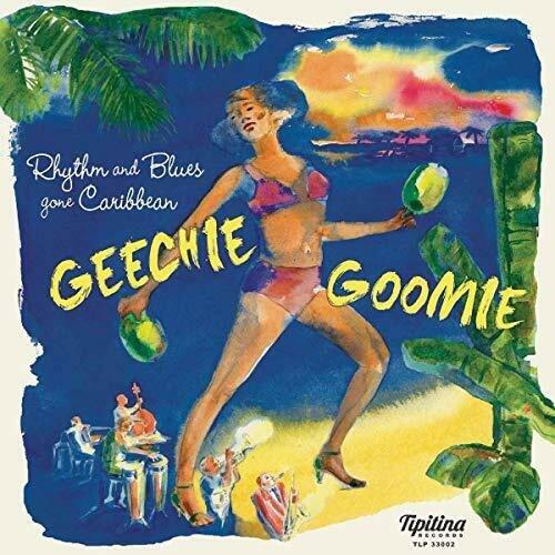 Geechie Goomie - RnB Gone Caribbean 10inch DELETED