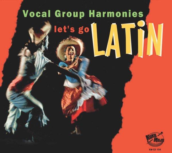 Vocal Groups Go Latin