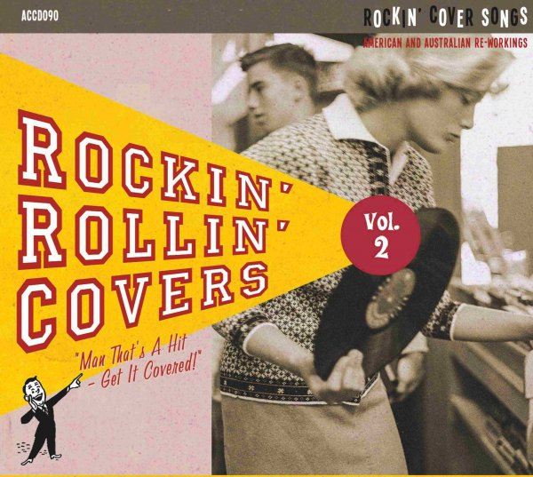 Rockin' Rollin' Covers Vol. 2