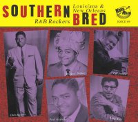 Southern Bred 19 Louisiana New Orleans R&B Rockers