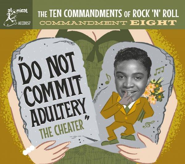 Ten Commandments Of Rock 'N' Roll 8