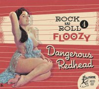 Rock n Roll Floozy 4 – Dangerous Redhead