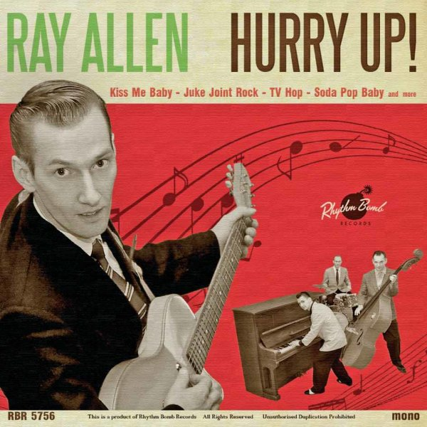 Ray Allen - Hurry Up !