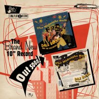 Dale Rocka & The Volcanoes 10inch - The Midnight Ball...