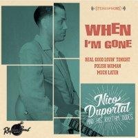 Nico Duportal & his Rhythm Dudes - EP 33rpm