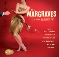 The Margraves - On The Warpath 12inch LP LAST COPIES