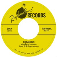 The Kabooms EP 33rpm