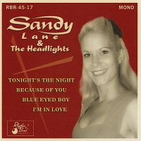 SANDY LANE and the Headlights EP - limited 7inch
