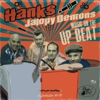Hanks Jalopy Demons - Music On The Up Beat LP