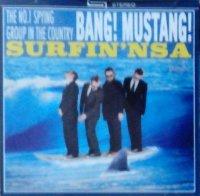 Bang! Mustang! - Surfin NSA 12inch LP