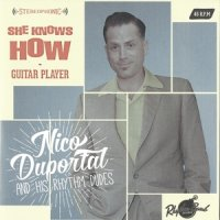 Nico Duportal - She Knows How / Guitar Player DELETED