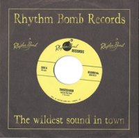 Twisted Rod - Get On The Train / Rattle Shakin Mama 7inch...