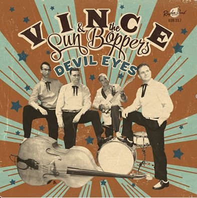 Vince and the Sunboppers EP