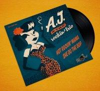 A.J. and the Rockin Trio 7inch 45rpm PS