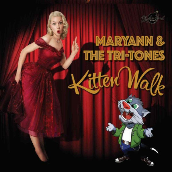 MaryAnn and the Tri-Tones - Kitten Walk deluxe pac