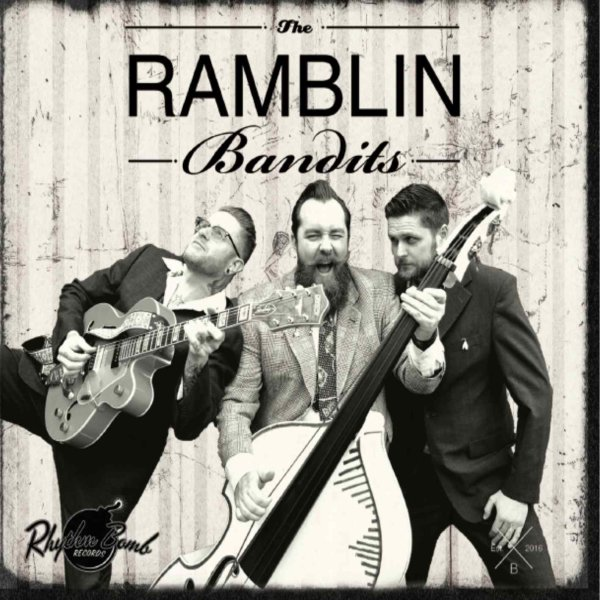 The Ramblin Bandits - On A Hill deluxe pac