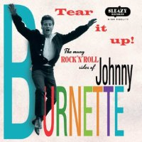 Johnny Burnette - Tear It Up! 7inch Box - 6x 7inch Box Set