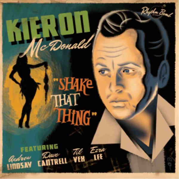 Kieron McDonald - Shake That Thing 12inch vinyl