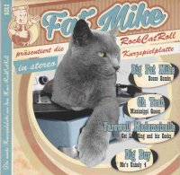 Rock Cat Roll Kurzspielplatte Vol. 2 - EP 33rpm