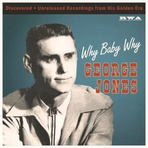 George Jones 10inch vinyl DELETED