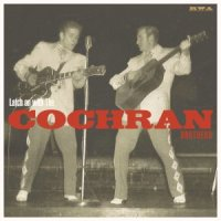 The Cochran Brothers- Latch On 10inch vinyl LIMITED