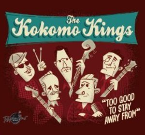 The Kokomo Kings - Too Good To Stay Away From LP Gatefold